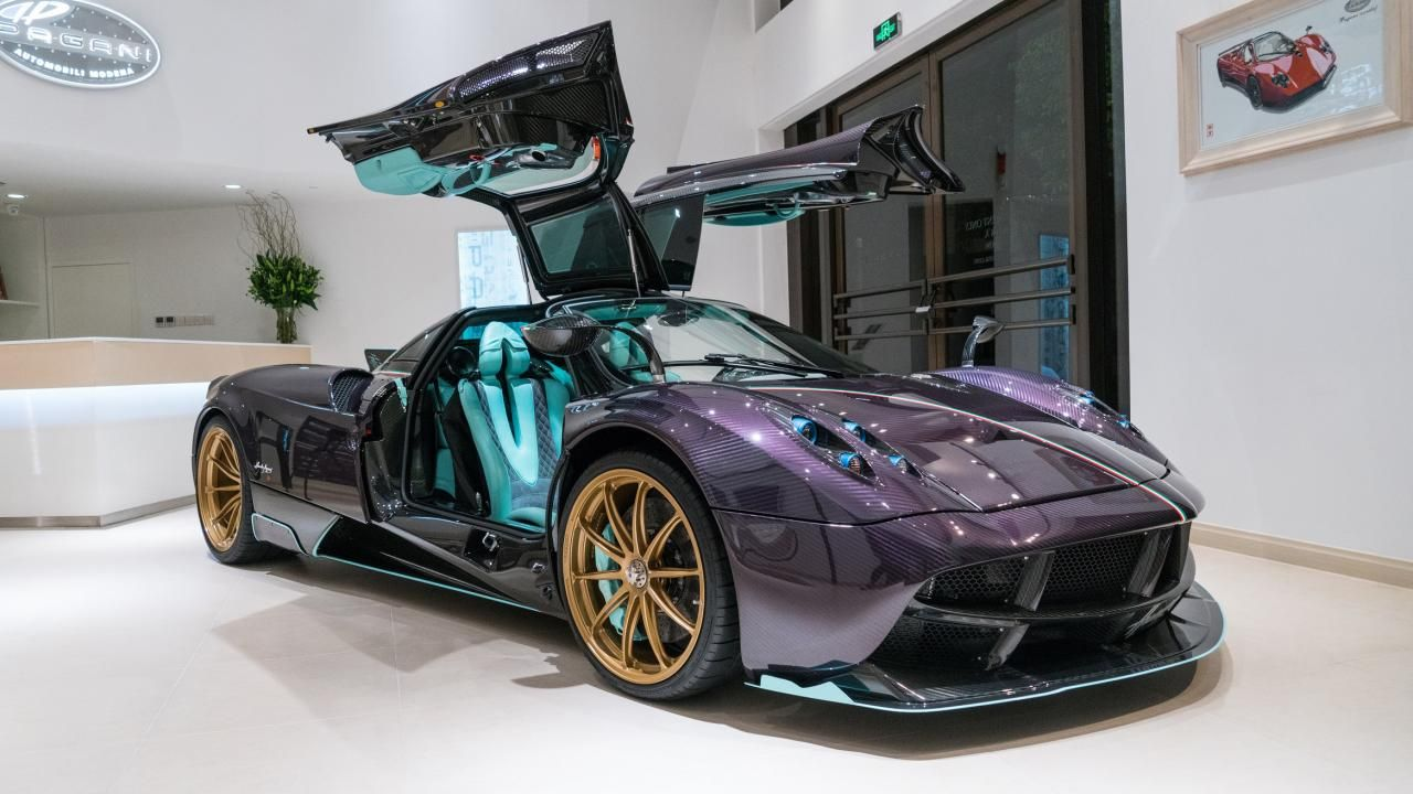 Nobody Can Pronounce The Names Of These 15 Sexy Vehicles