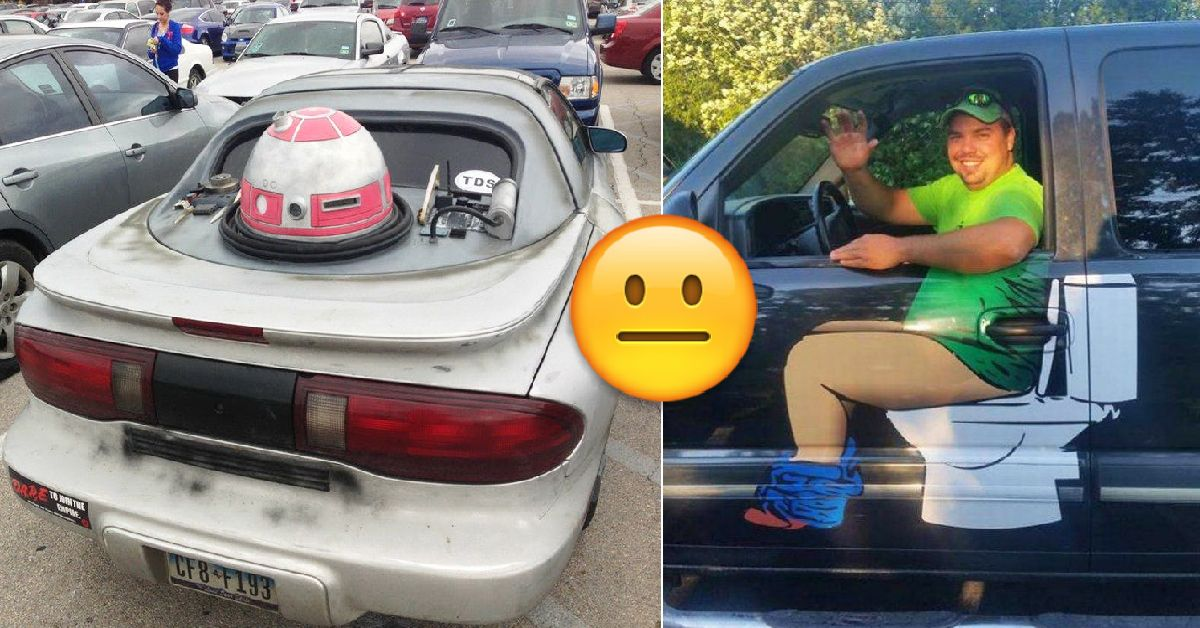 20 Pictures Of Mod Jobs That Went Wrong   HotCars