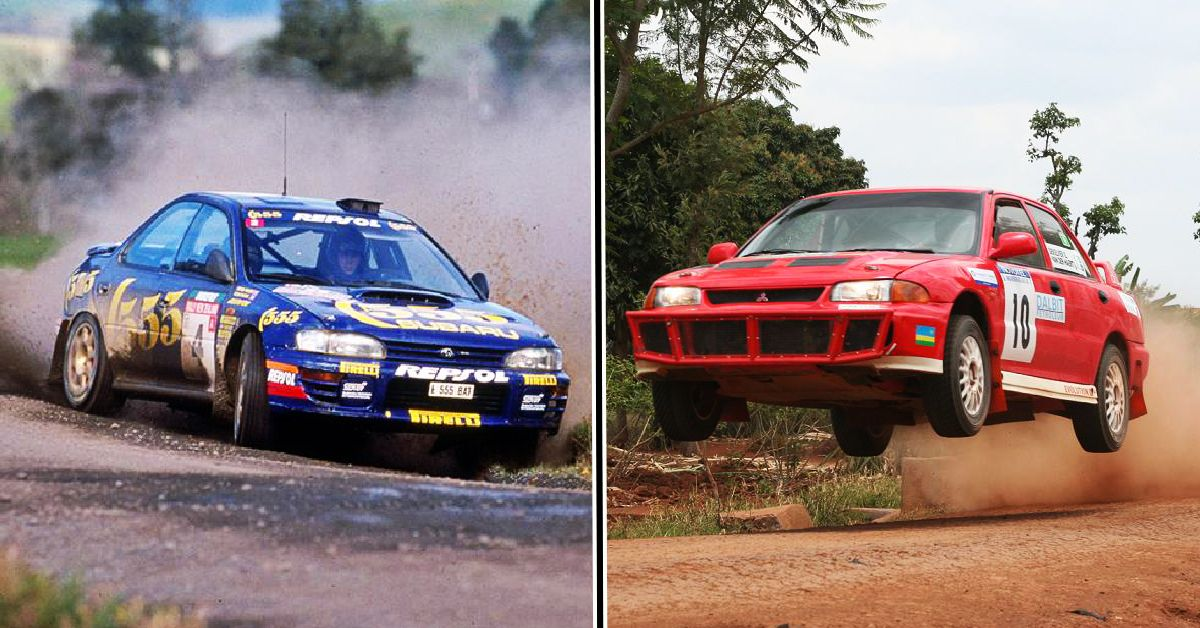 Rally Racing Top 15 Cars From The 90s Hotcars