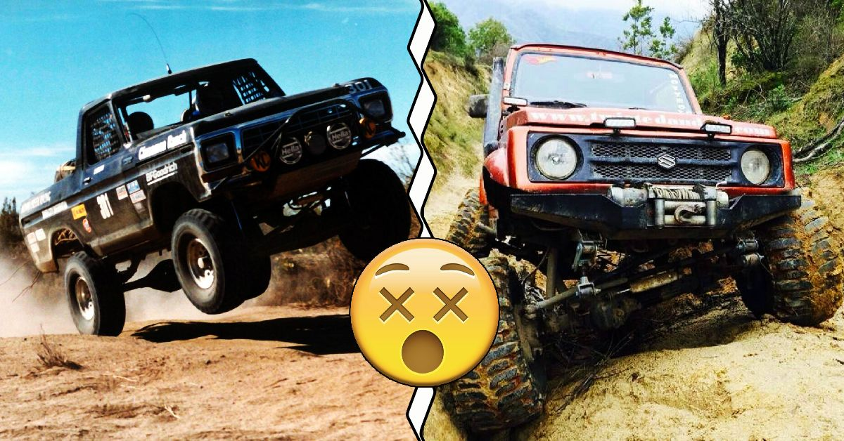 20 SUVs Every Off-Road Junkie Can Buy On A Budget | HotCars