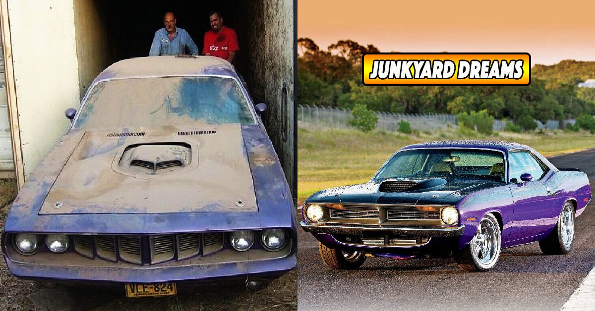 25 Dream Cars You Can Find At The Junkyard | HotCars