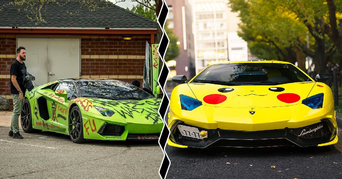 20 Lamborghini Owners Who Took Their Supercar For Granted