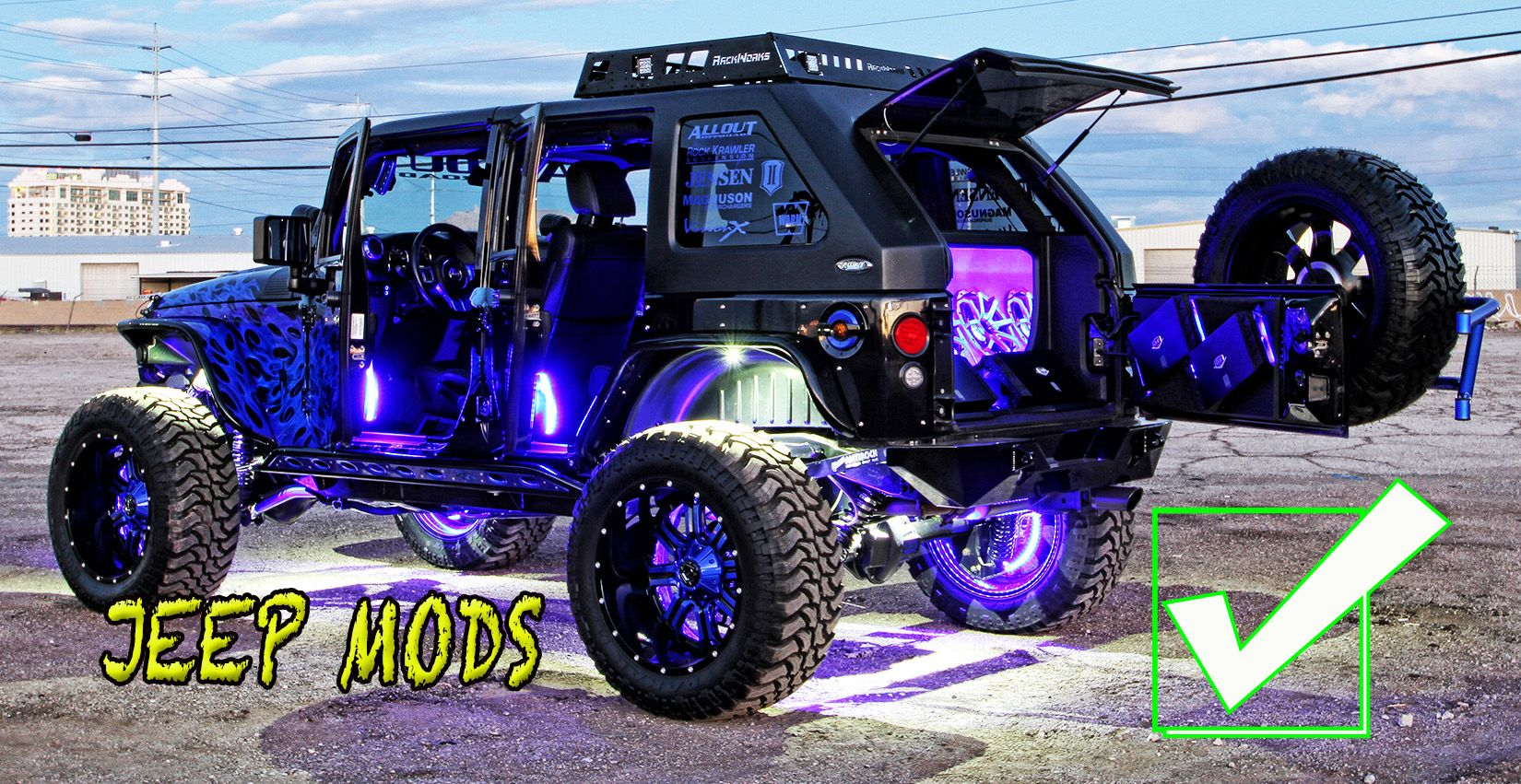 9 Jeep Owners Who Went Too Far With Their Mods And 8 Who Created A