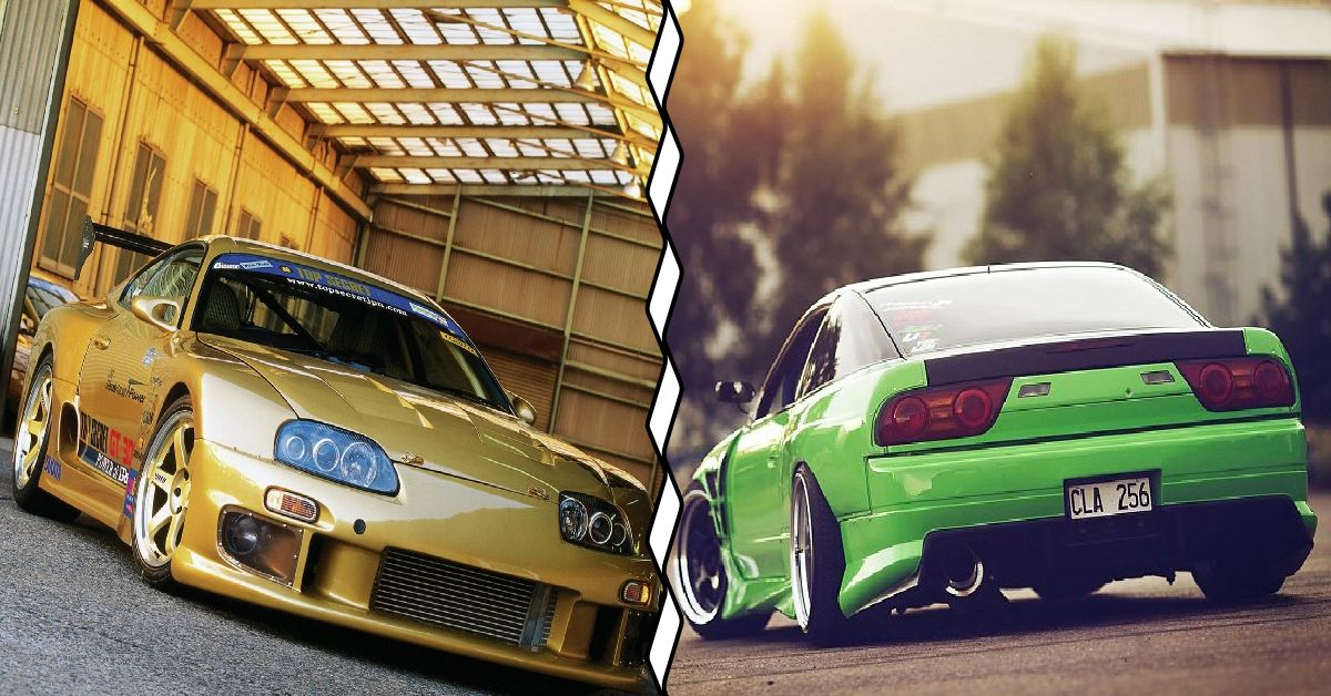 20 Of The Sickest Tuned JDM Cars | HotCars