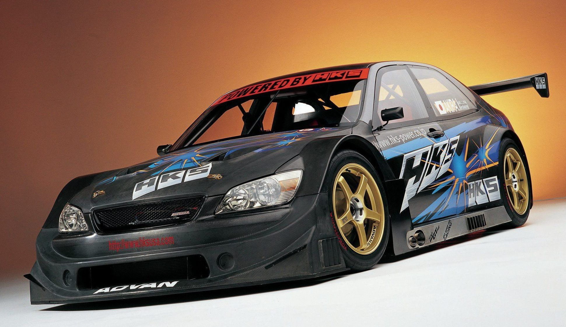 9th 2000 TRACK ATTACK TOYOTA ALTEZZA (BY HKS JAPAN)