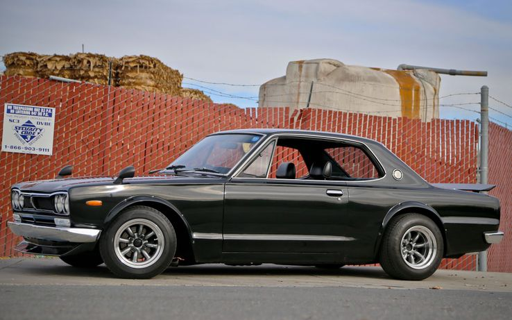 19th 1971 NISSAN SKYLINE GT-X KGC10 (BY MARCO VARGAS)