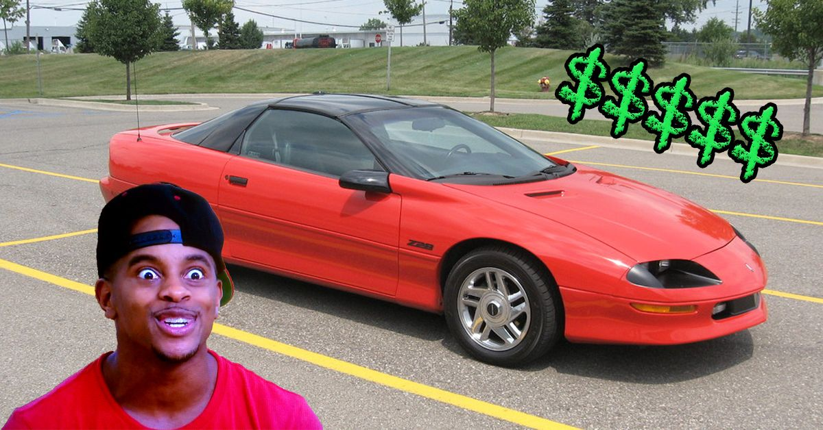 25 High End Cars Of The 90s That Are Really Cheap In 2018