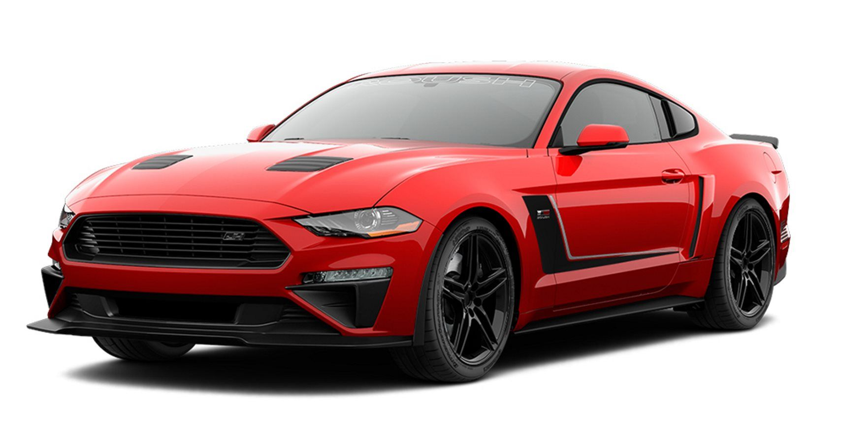 2018 Roush Jackhammer Ford Mustang Is A Beast Of A Car | HotCars