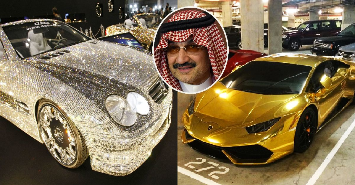 The 24 Sickest Cars Driven By The Richest Sheikhs Hotcars