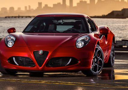 2018 Alfa Romeo 4C Preview