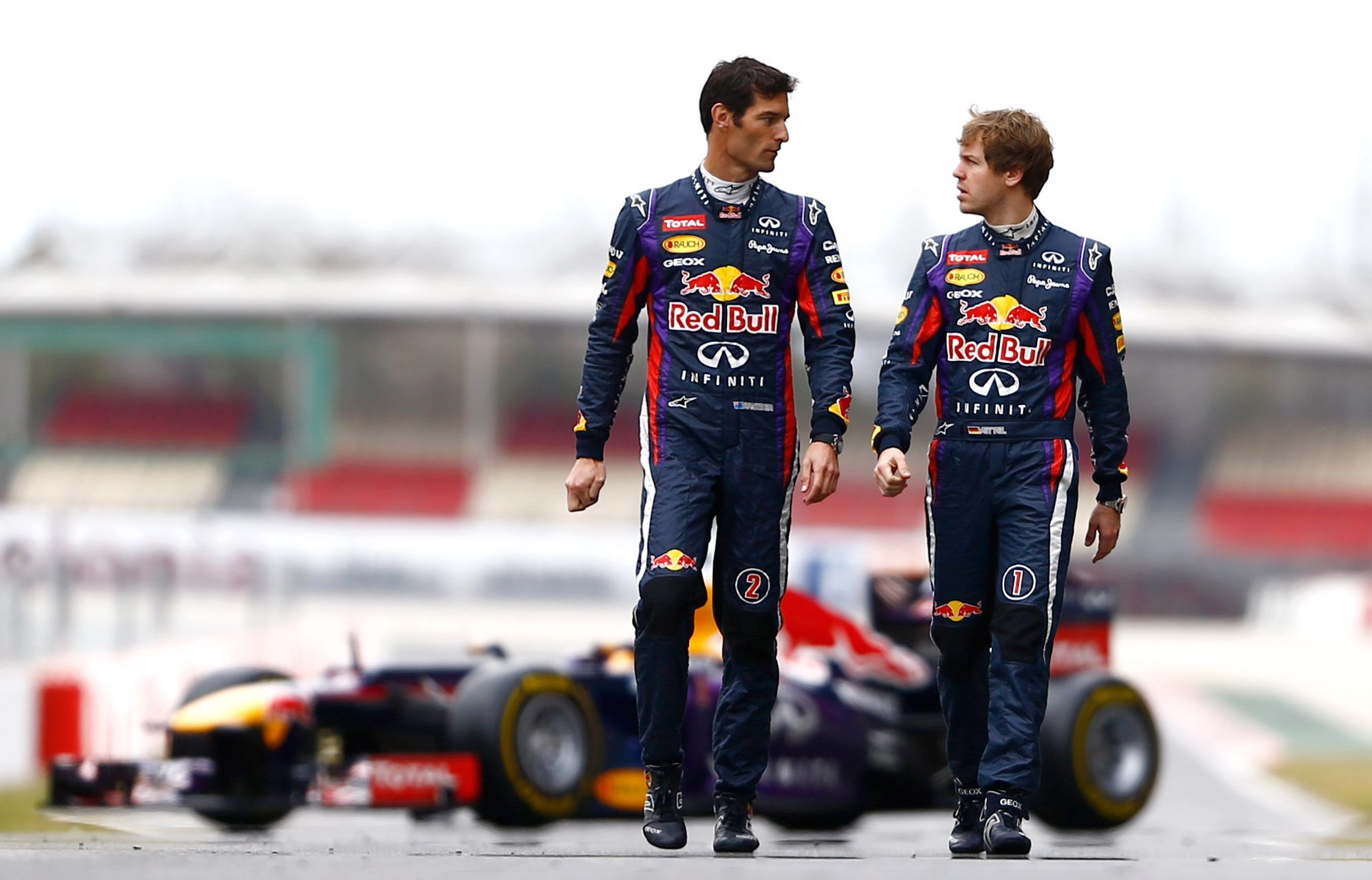 20 Secrets The Red Bull F1 Team Doesn't Want Us To Know | HotCars