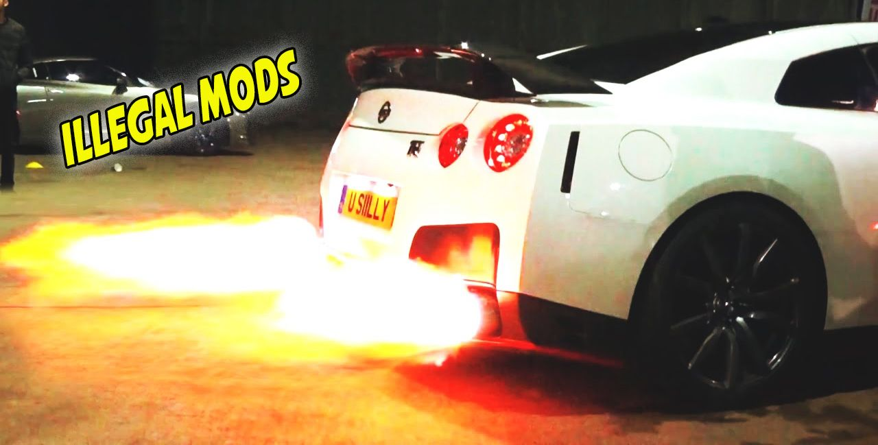 10 Mods That Are Illegal (And 10 Worth Every Penny) | HotCars