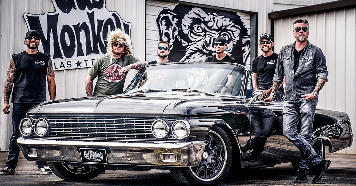 20 Little Known Things About The Fast' N Loud's Crew | HotCars