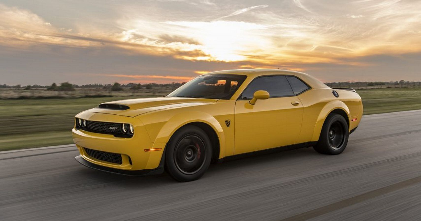 Review - Hennessey Dodge Demon - When 840 hp Just Isn't Enough