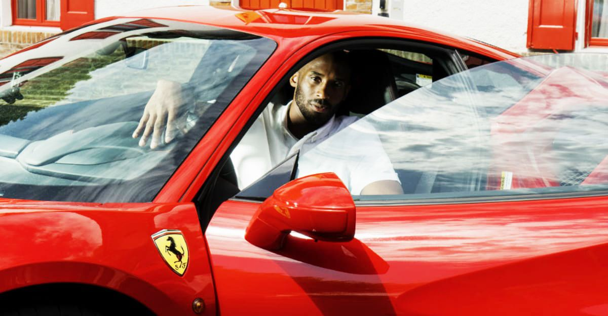 Kobe Bryant Cars >> 20 Cars In Shaq And Kobe S Car Collections We Ll Never Afford