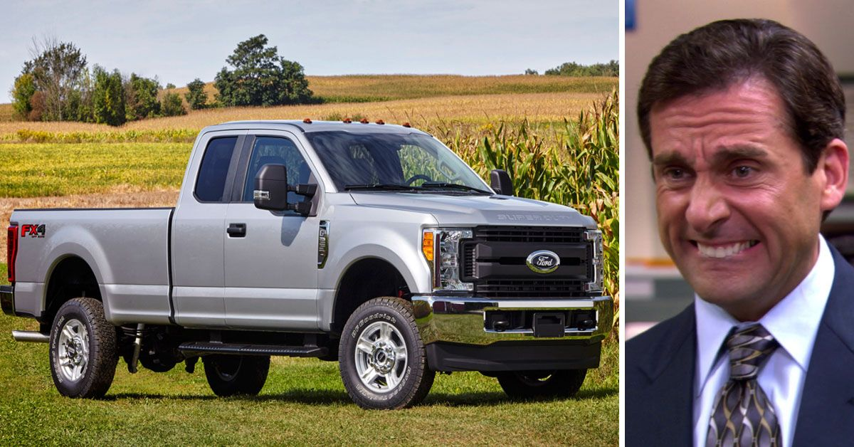 10 Ford Pickups Built To Crumble After 5 Years (And 10 Built