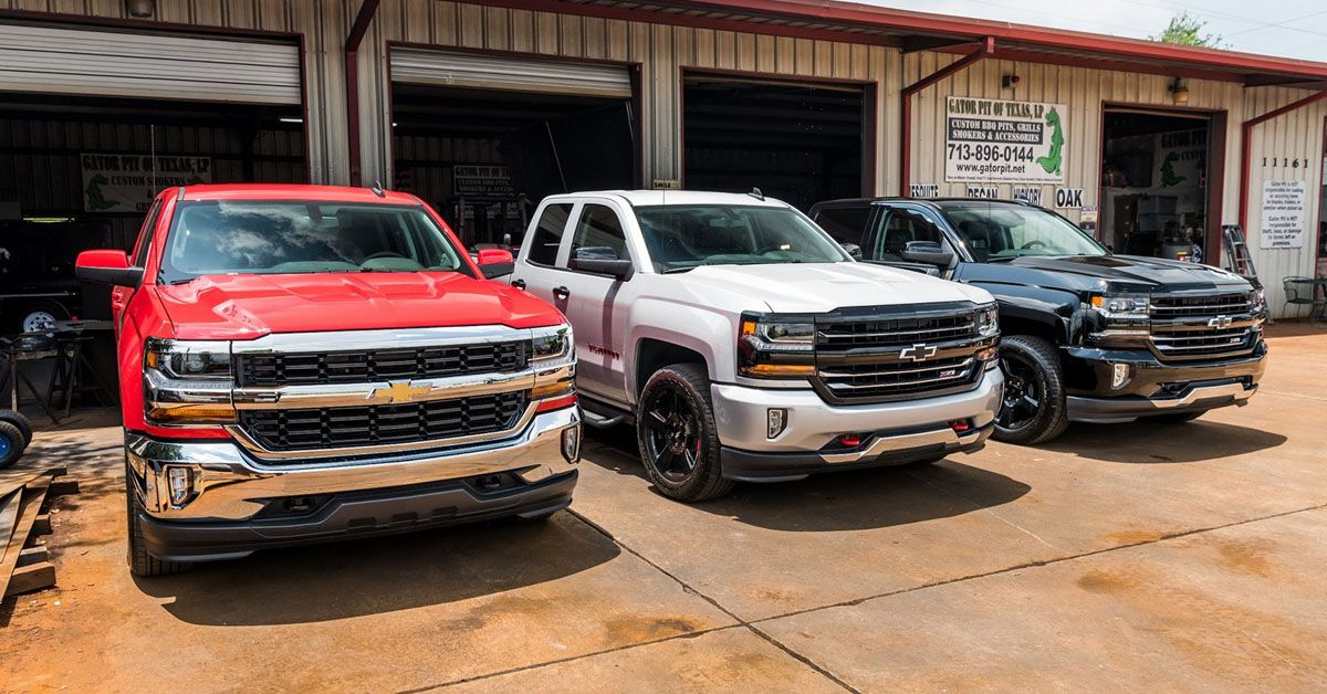 18 Reasons Why Buying A GM Pickup Is A Bad Idea | HotCars
