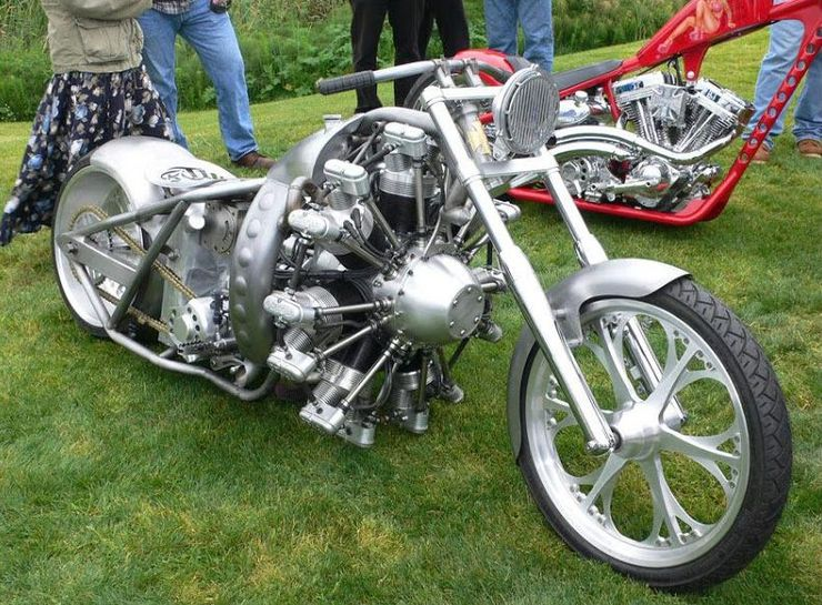 19 Stunning Pictures Of Jesse James Motorcycle Collection