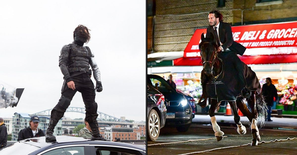 20 Movie Stunts No Car Could Actually Pull Off