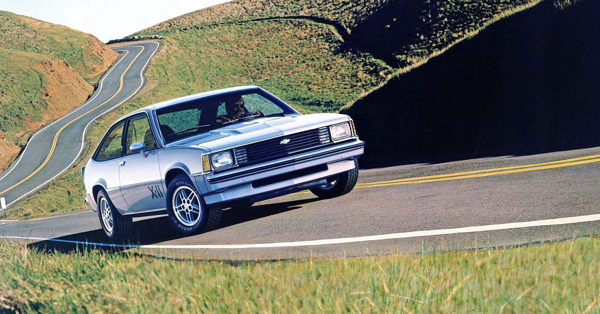 24 Chevy Cars Everyone Simply Forgets Existed | HotCars
