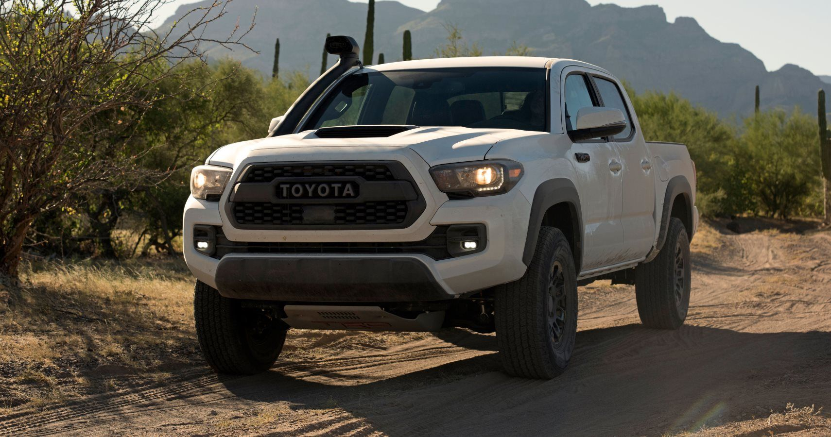 Review 2019 Toyota Tacoma Trd Pro Toyota Reliability Meets Off