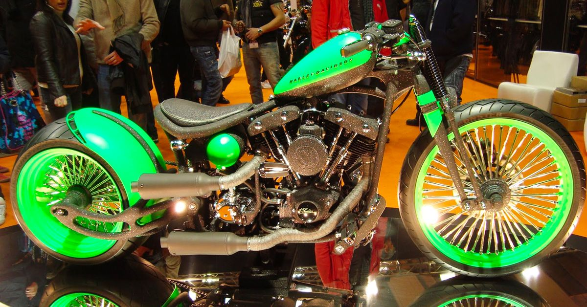 10 Most Boring Harley-Davidson Motorcycles Ever (And 15