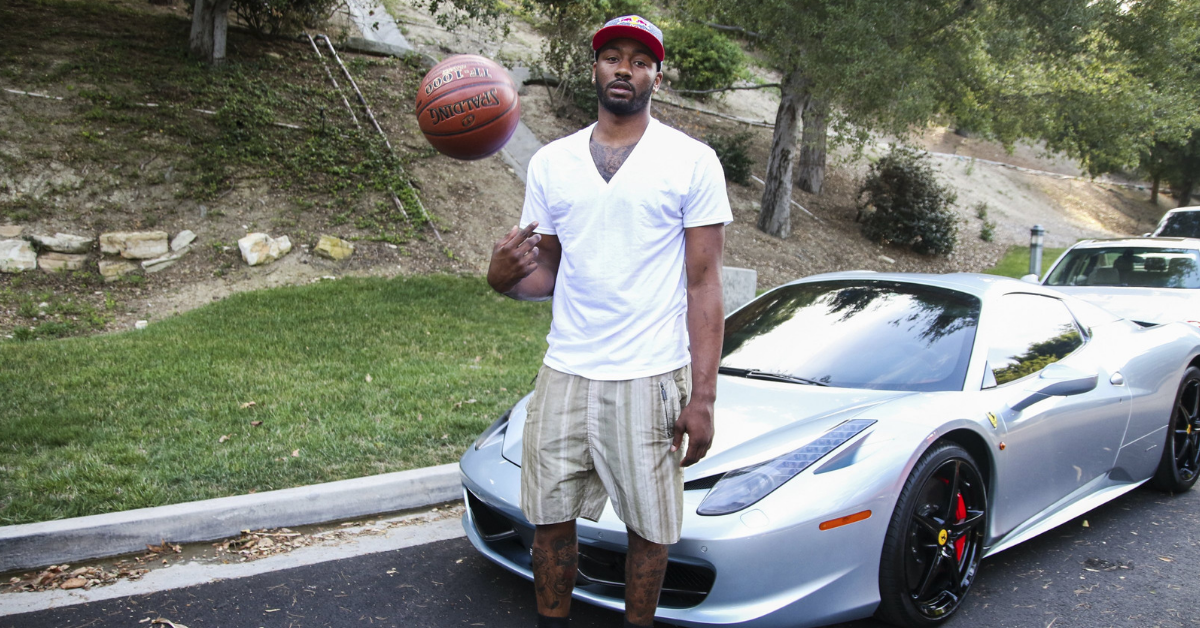 Russell Westbrook Cars >> 20 Current Nba Players With The Craziest Cars Hotcars