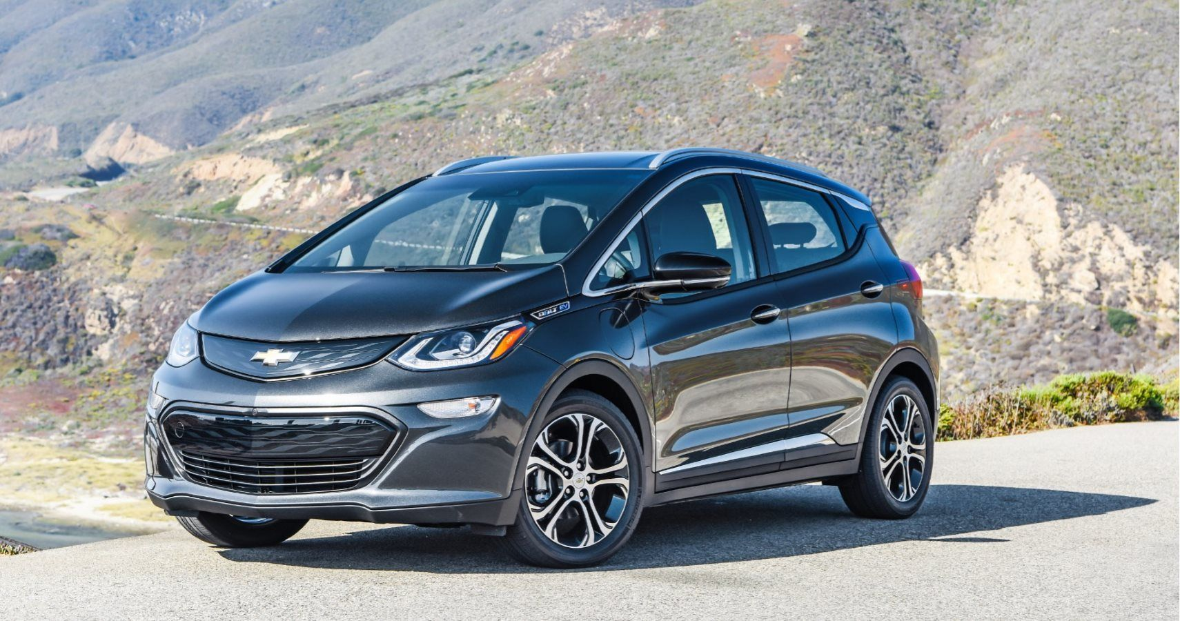 Gm Trademarks Bolt Euv In A Move That Might Signal Chevy S First Electric Suv