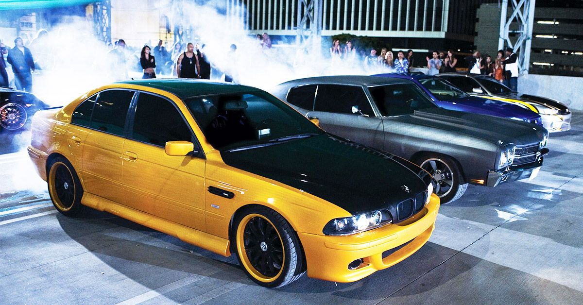 10 Fast And Furious Cars No Street Racer Would Drive And 10 That Are Legit