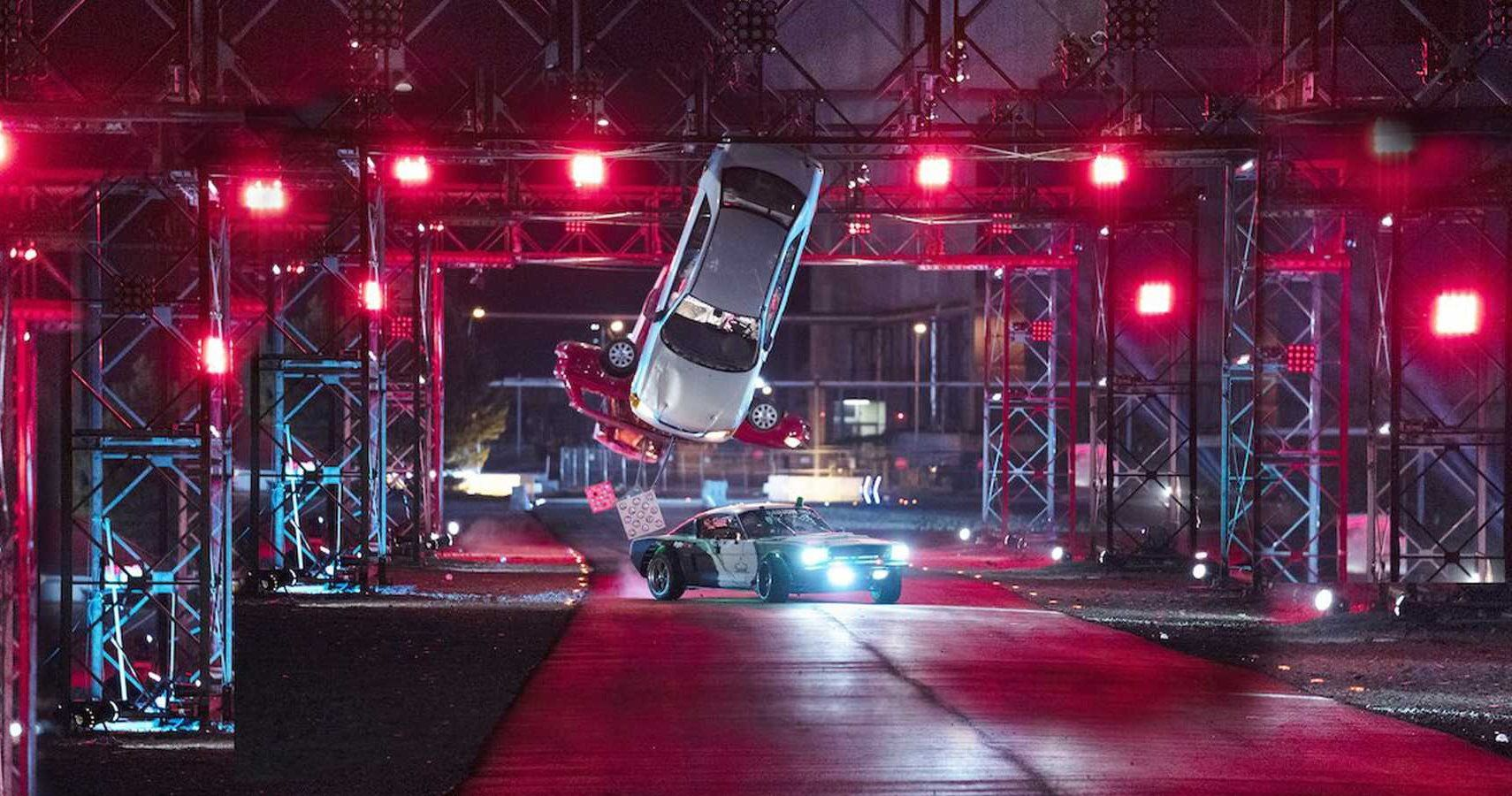 New Netflix Series Hyperdrive Crosses Fast & The Furious With
