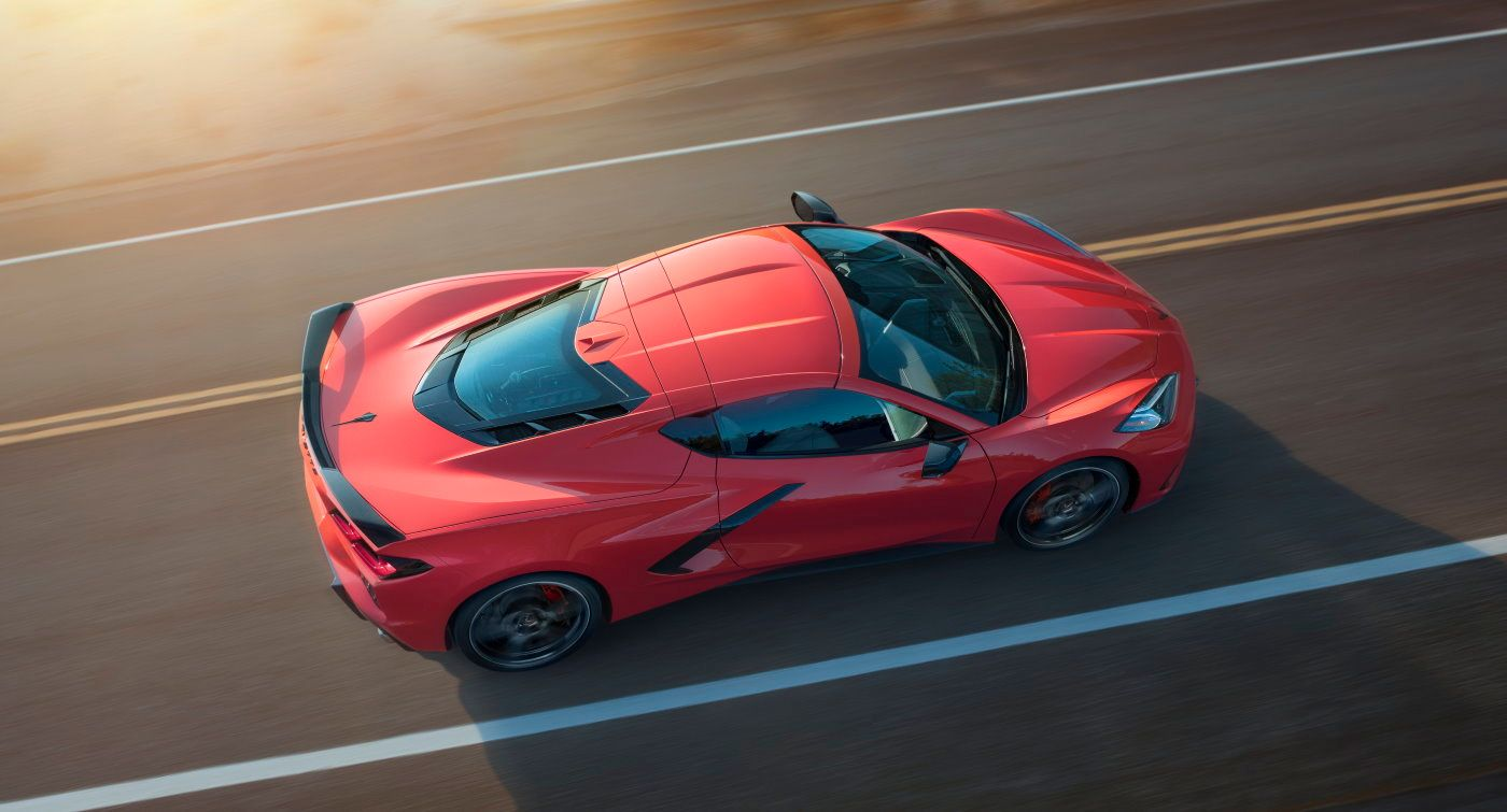 2020 Chevy Corvette Stingray Can Hit Top Speed Of 194 Mph