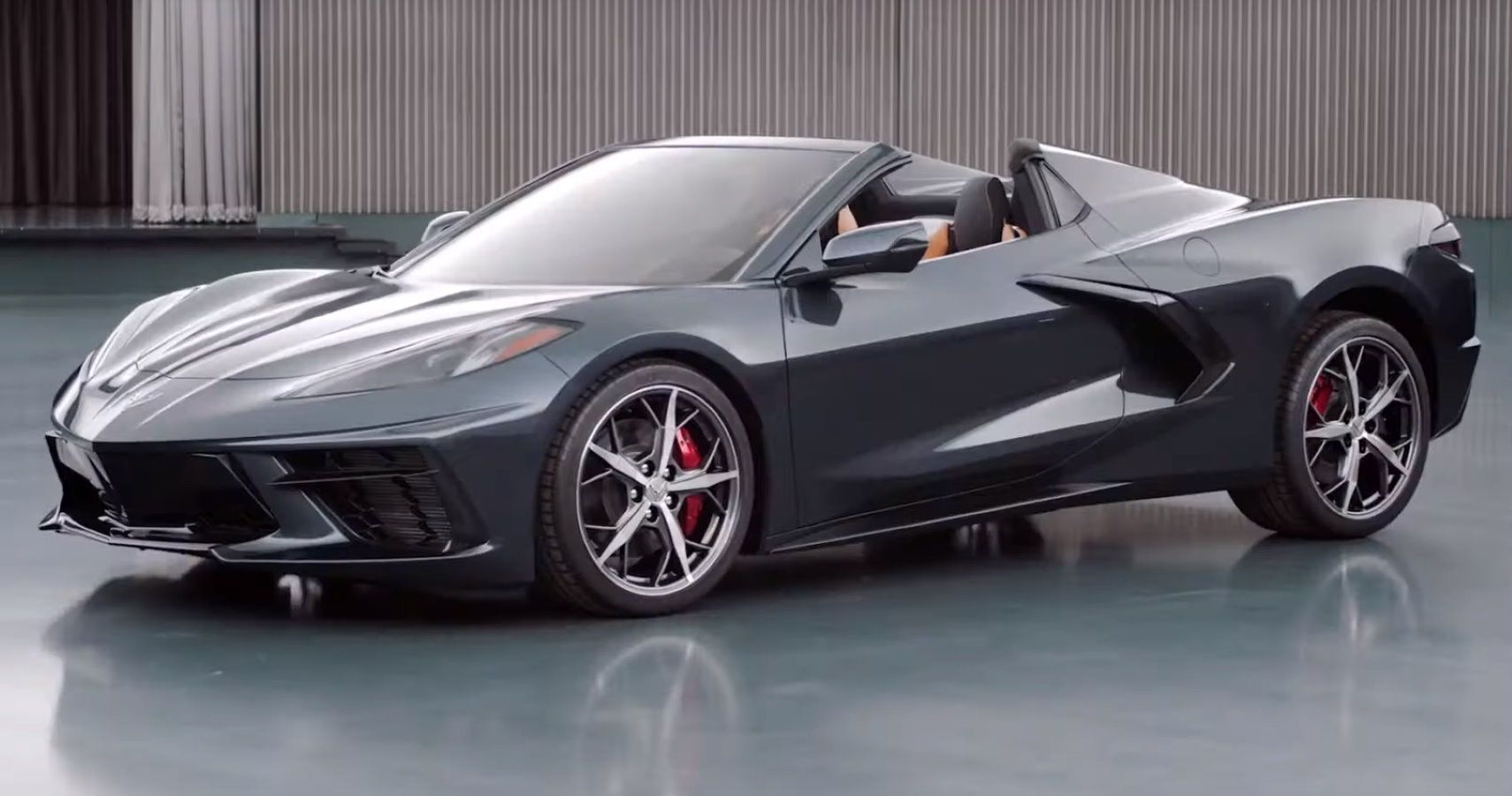 2020 Corvette Stingray Convertible To Be Revealed In ...