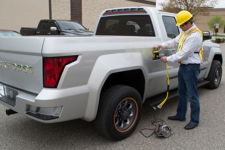 Plans For Transferring GM's Ohio Plant To EV Truck Maker Workhorse
