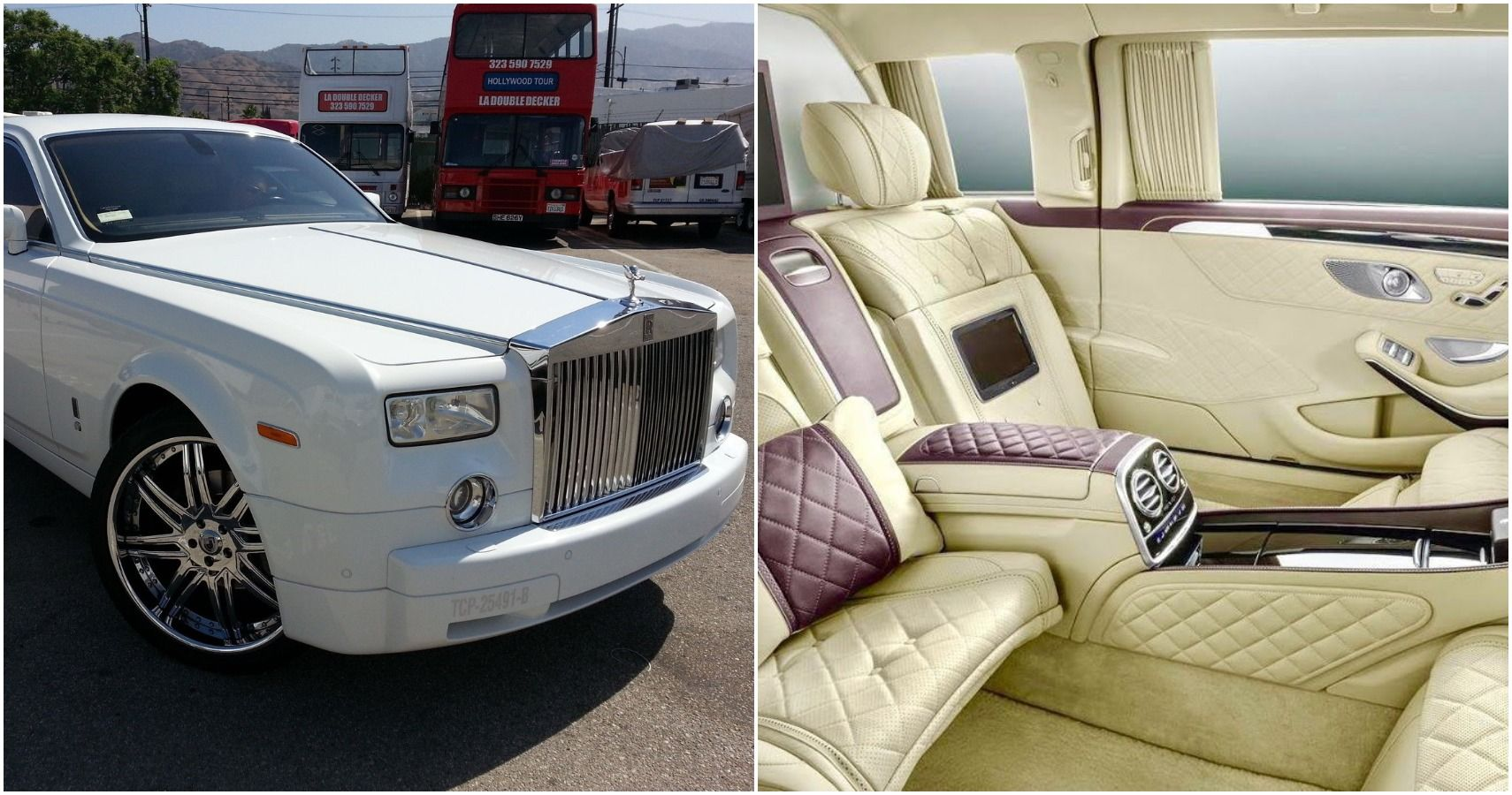 10 World S Most Luxurious Expensive Limousines Hotcars