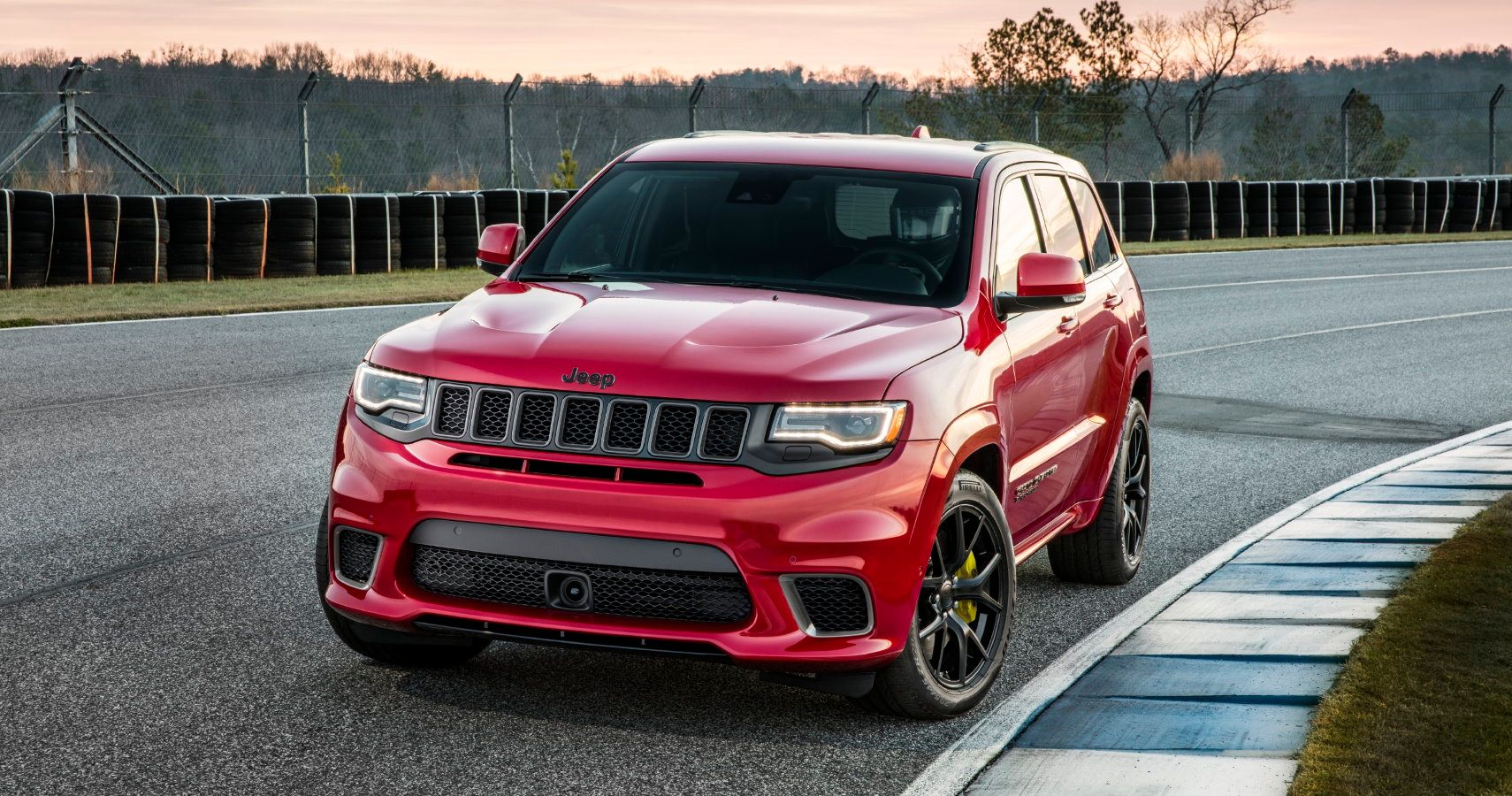 2020 Jeep Grand Cherokee Trackhawk Might Possess Demon's ...