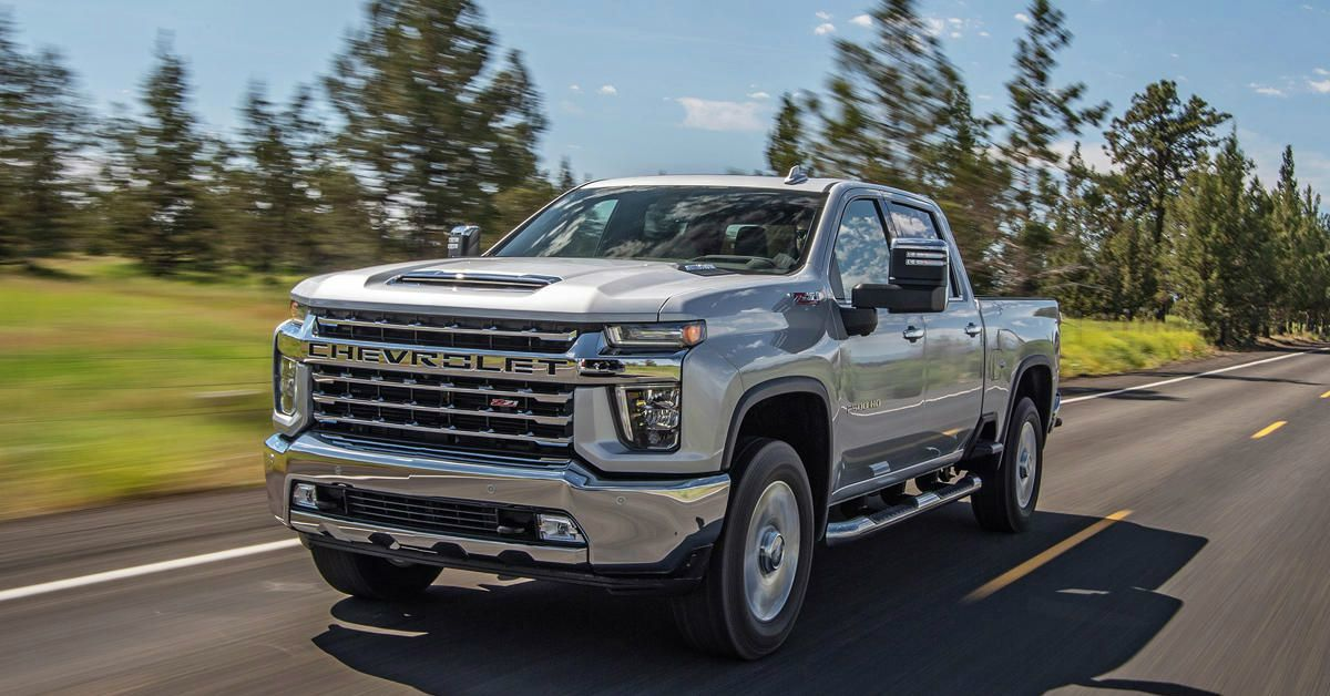 19 Surprising Facts About The 2020 Chevy Silverado | HotCars