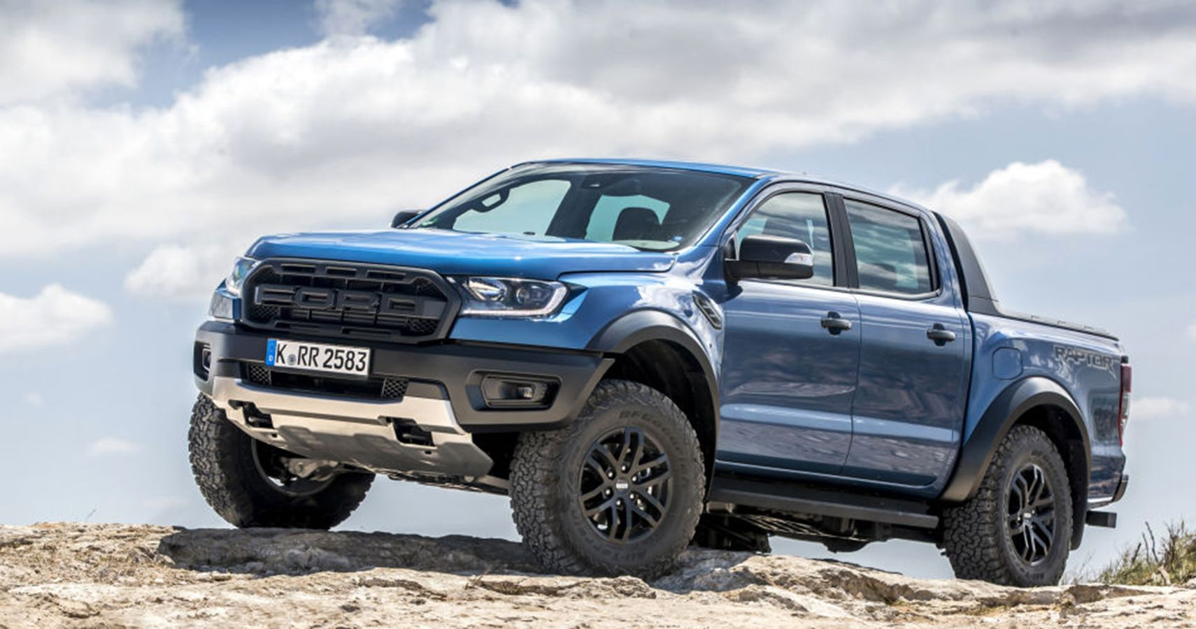 ford coyote v8 to power aussie 2020 ford ranger raptor