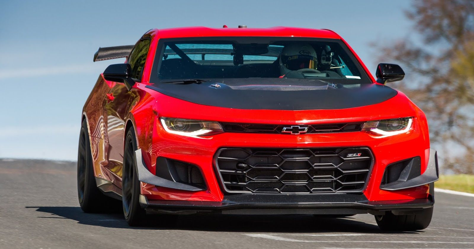 2020 Hennessey Camaro ZL1 1LE With 850 HP Test Drive | HotCars