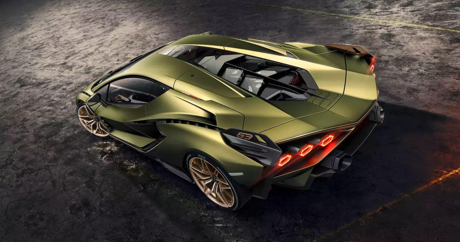 Supercapacitor Equipped Lamborghini Sian Aims To Revolutionize EVs, Hybrids