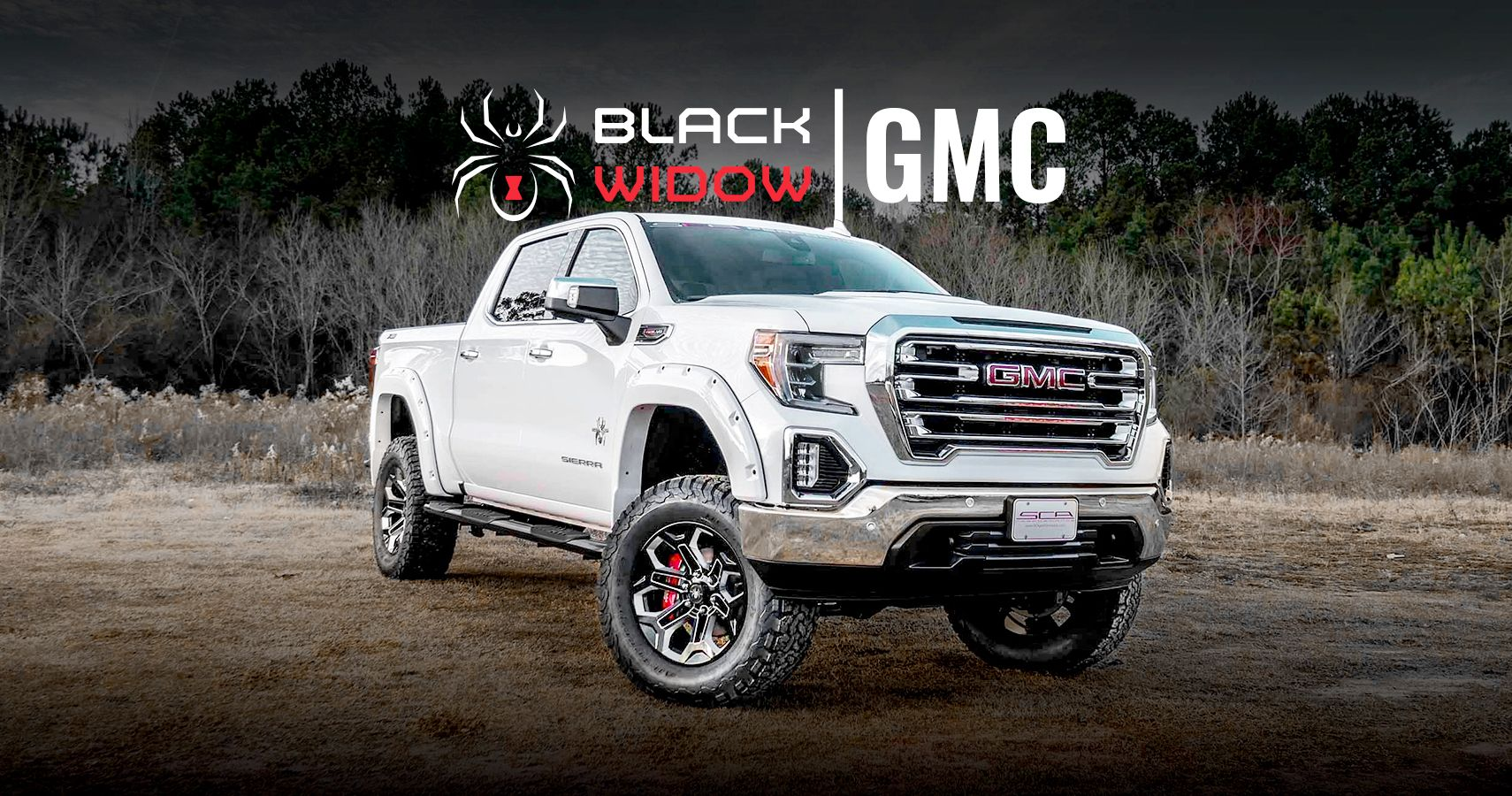 SCA Performance Rolls Out GMC Black Widow Armed Forces Edition