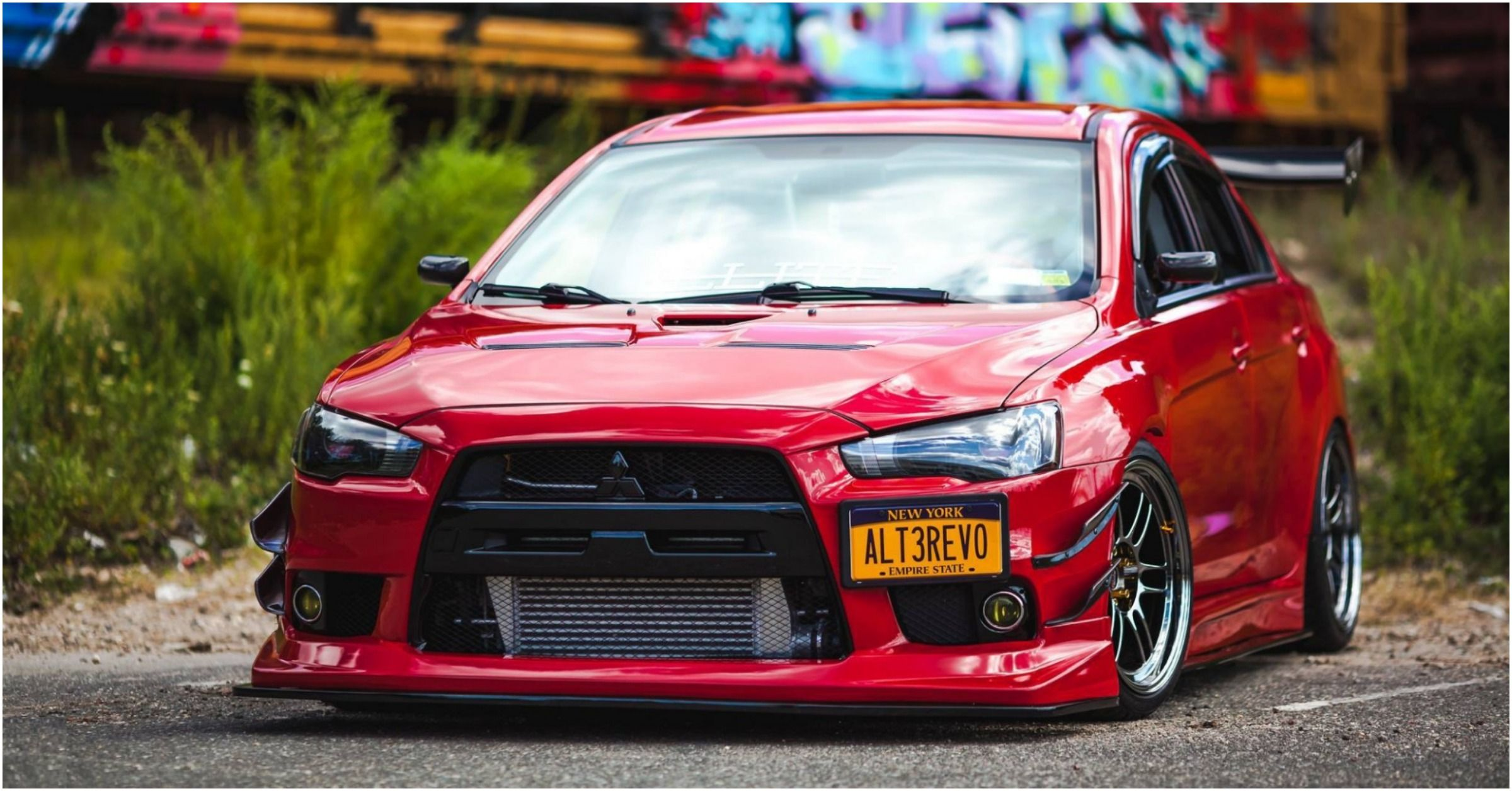 15 Things You Forgot About The Mitsubishi Lancer Evo Hotcars