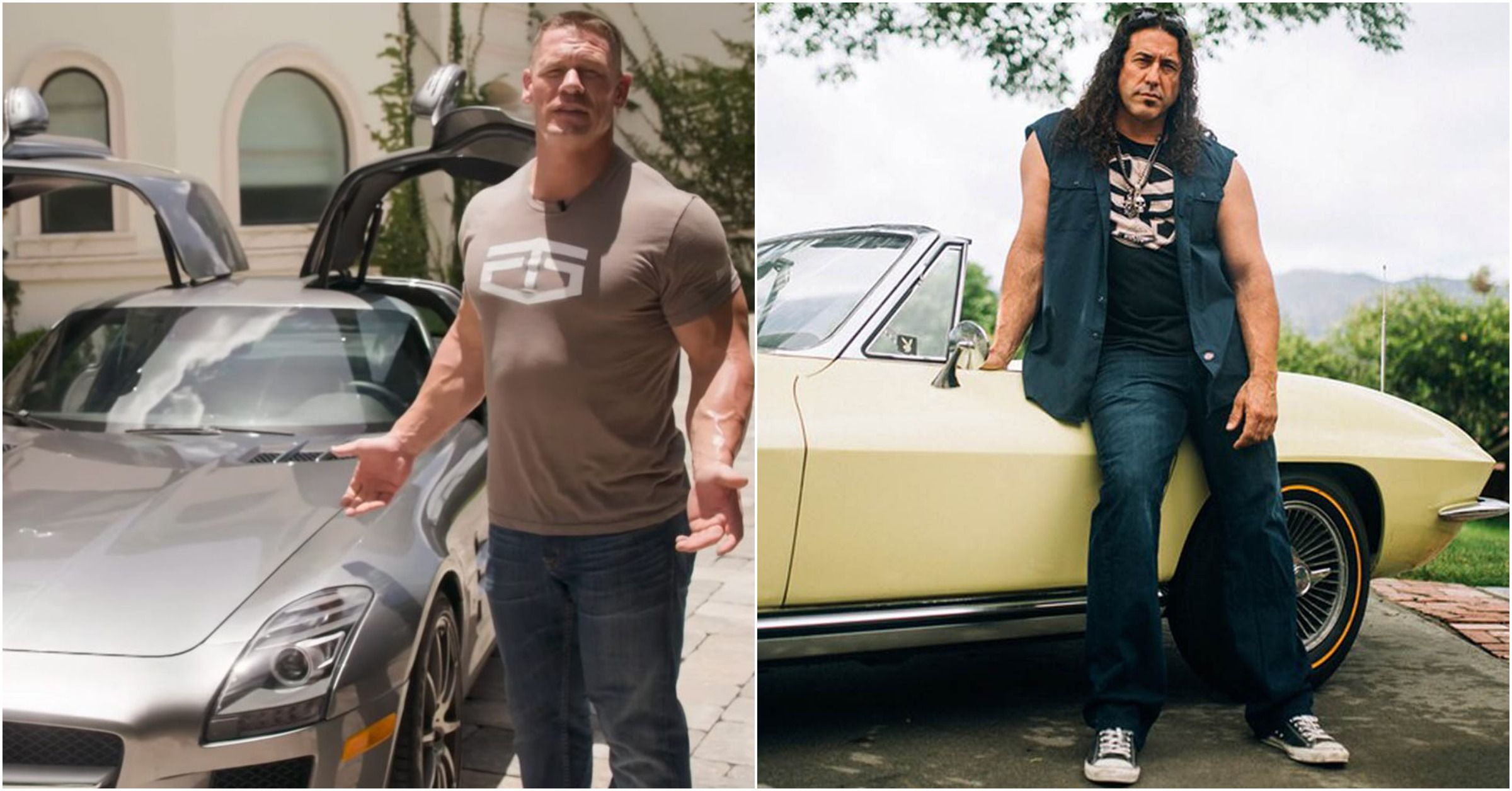 10 WWE Wrestlers Who Drive The Sickest Cars (5 Who Drive Beaters)