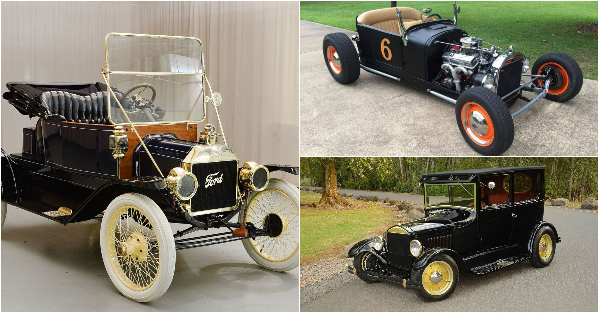 15 Photos Of The Ford Model T That Make You Want One