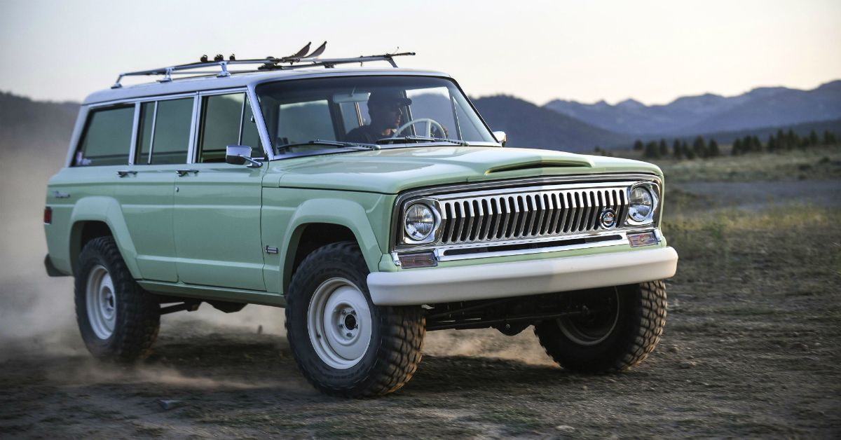 15 Classic Suvs That Absolutely Belong In A Gearhead S Garage