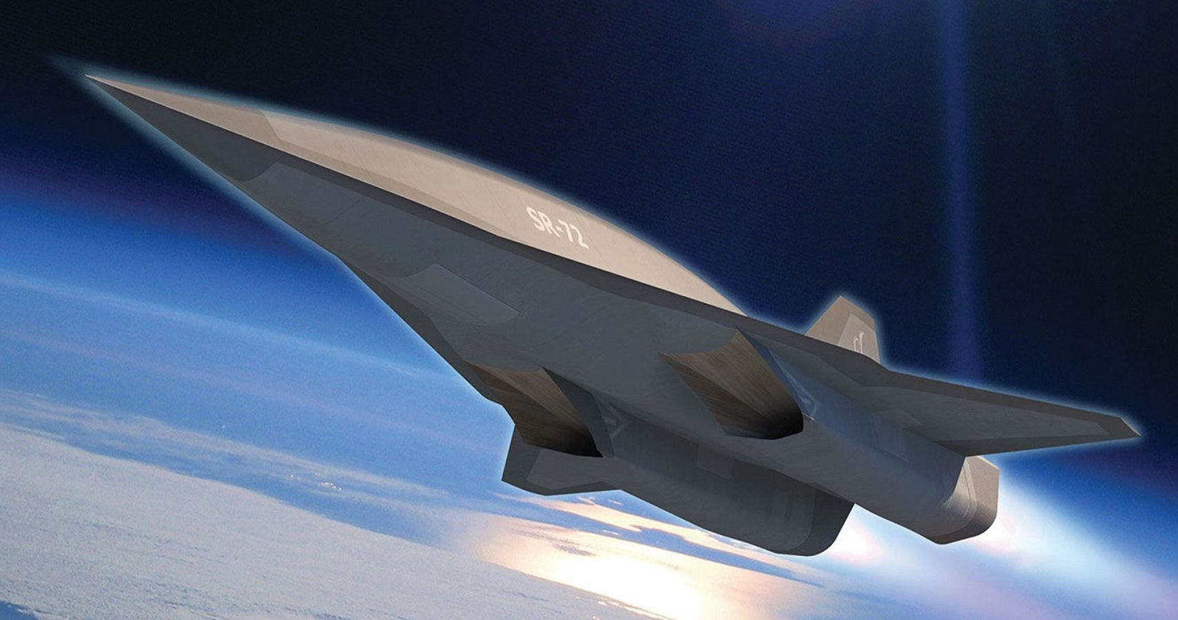 All-New SR-72 Blackbird Mach 6 Bomber Might Be On The Way