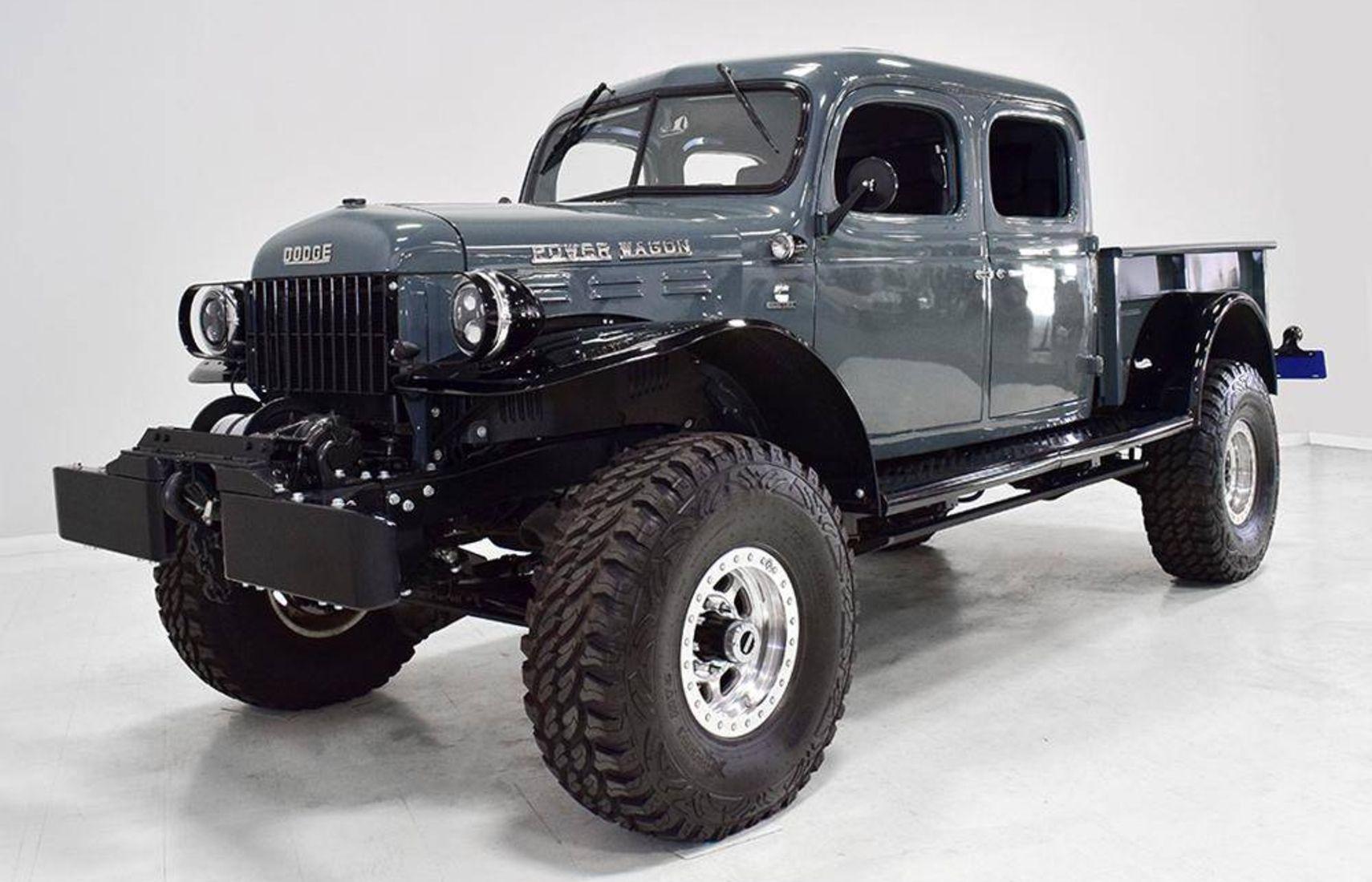 Hemmings Find 1948 Dodge Power Wagon Wdx Hotcars