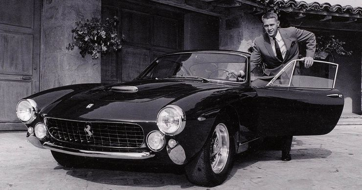 15 Classic Cars From Steve Mcqueen S Collection We Wished We Could Drive