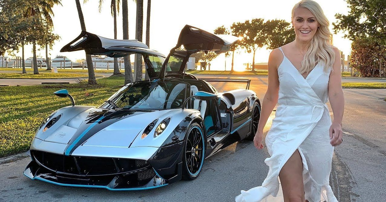 You Have To Check Out Supercar Blondie's Car Collection