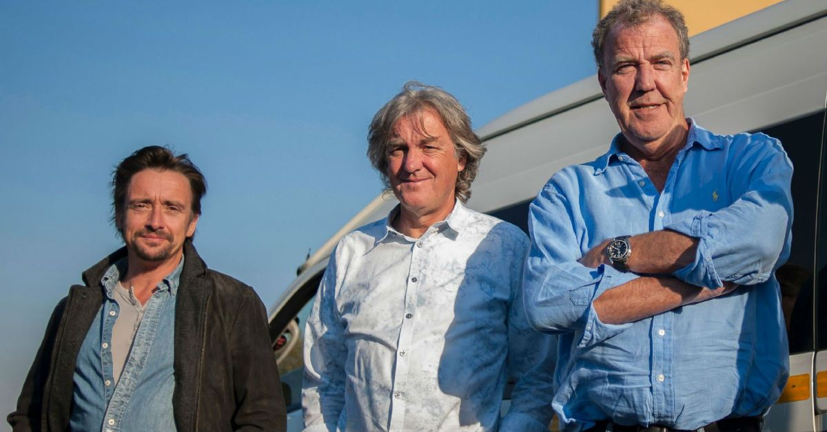 5 People In Jeremy Clarkson's Inner Circle (And 10 He Can't Stand)