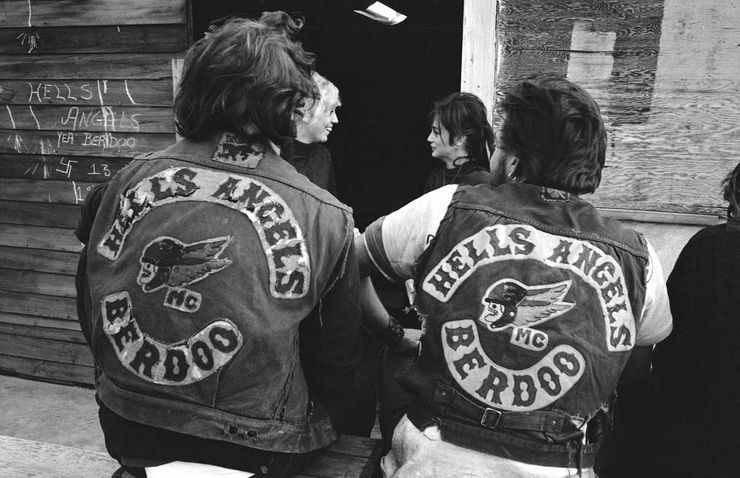 15 Cool Vintage Photos Of Hells Angels Motorcycle Club